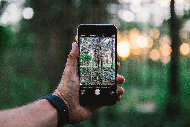 Aplikasi Fotografi pada Ponsel